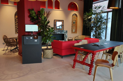 Lobby hôtel Aiden by Best Western Lorient